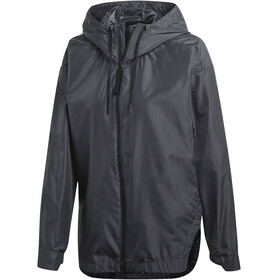adidas TERREX Urban CS Jacket Women carbon
